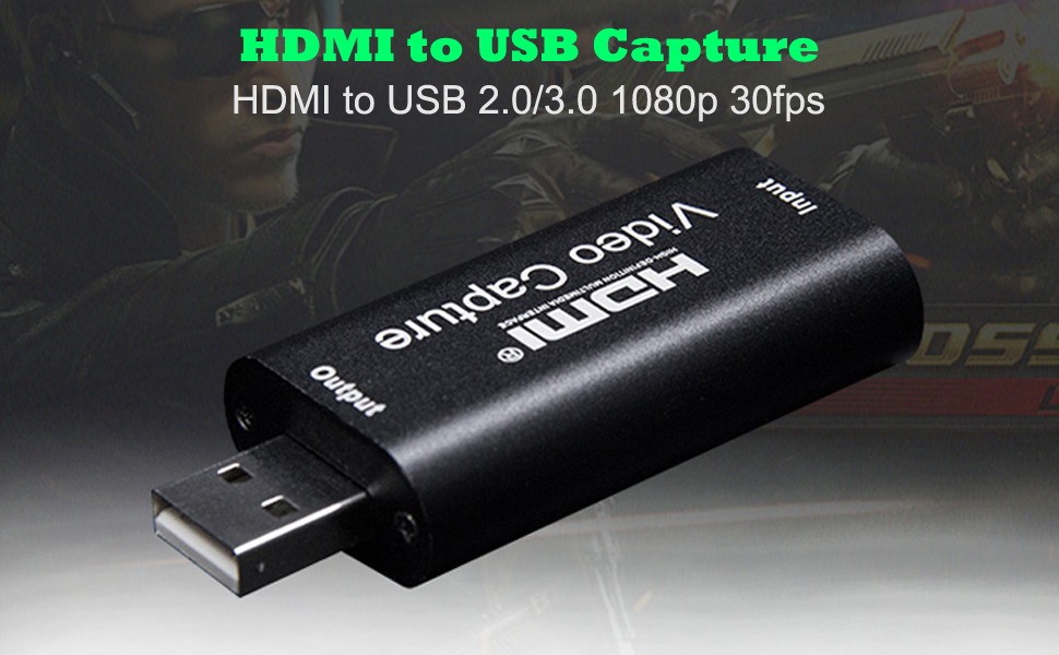 HDMI to USB Capture