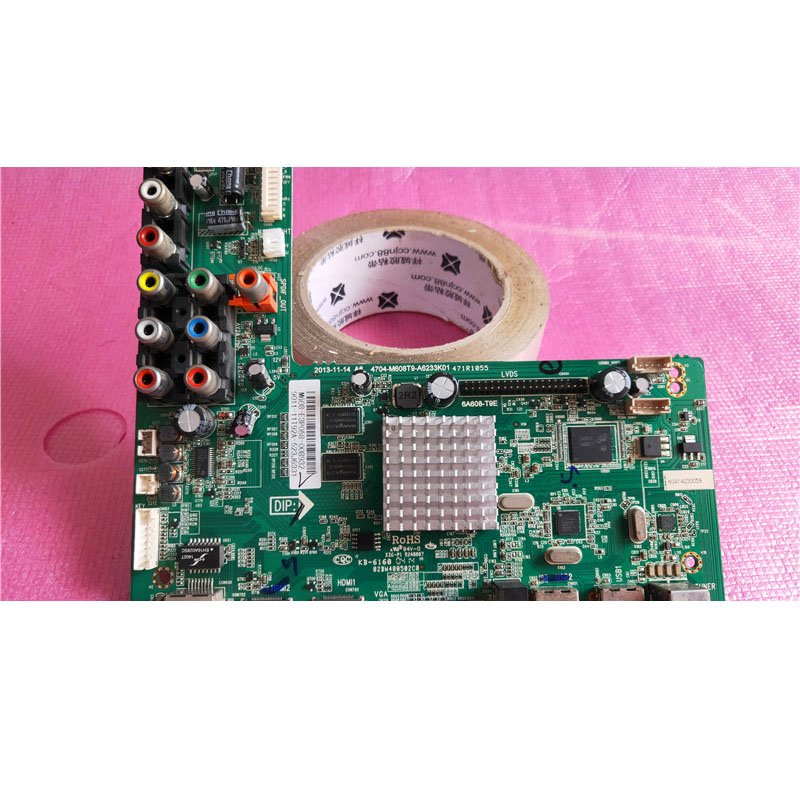 TCL Le48d8800 Motherboard 4704-m608t9-a6233k01 with Screen K480wd5 Huaxing - Cakeymall