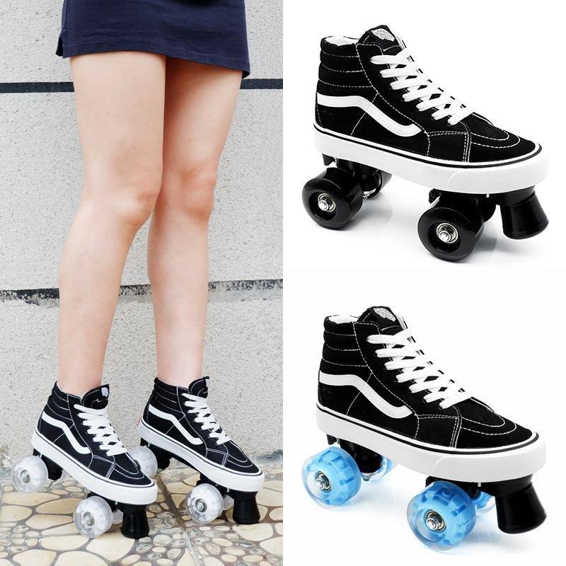Vans Roller Skates-Classic Black