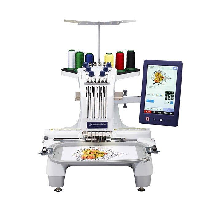 Fully Automatic Embroidery Machine E893