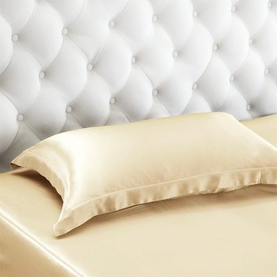 22 Momme Oxford Envelope Silk Pillowcase、Real Silk Life