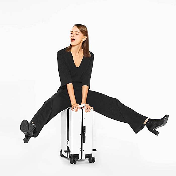 Ride On Smart Luggage