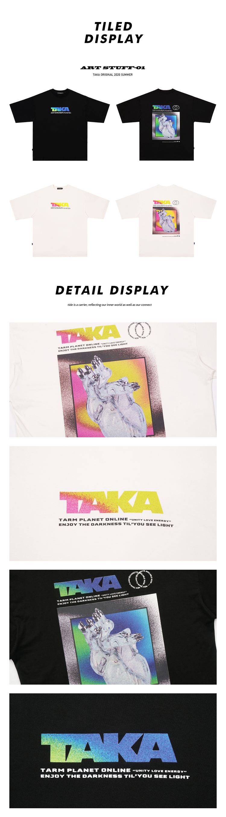 Short Sleeves Tees for Men and Women - Shop for t-shirts online. Choose from a wide range of women's and men's t-shirts from Taka Original.