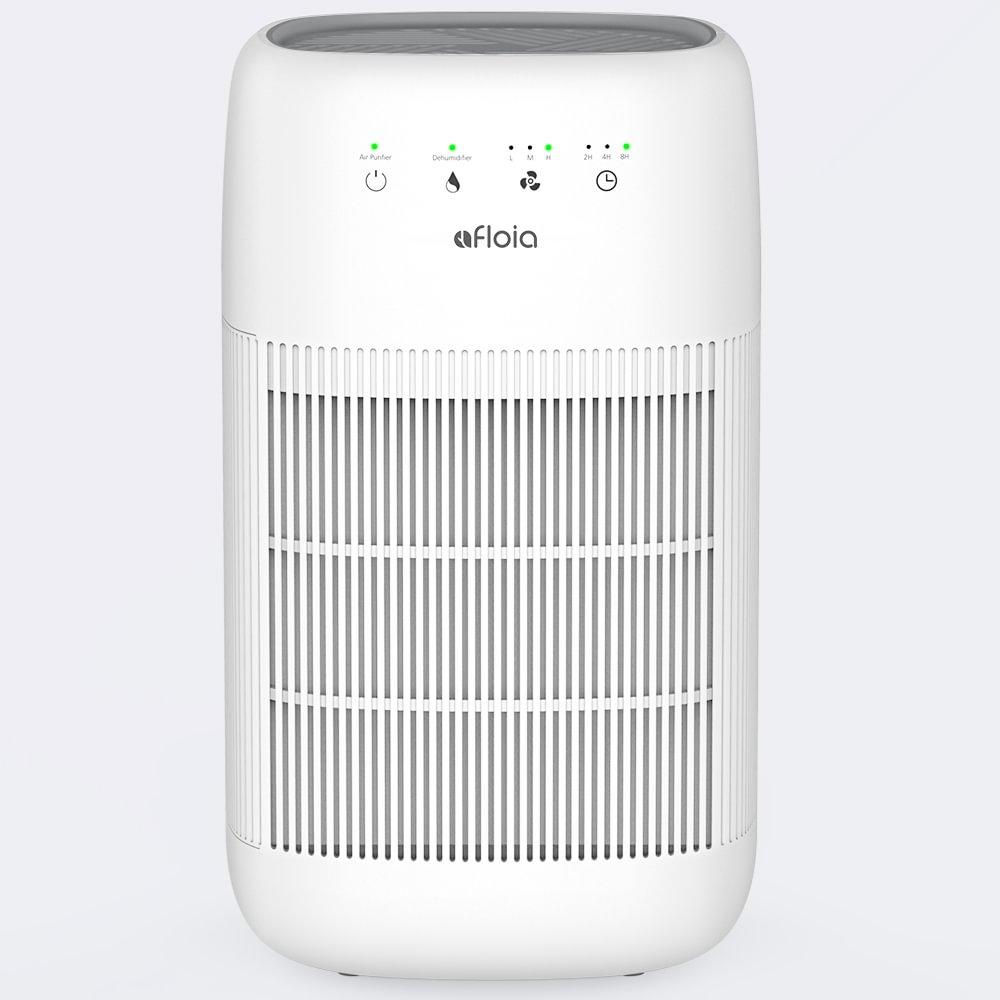 Air Purifier and Dehumidifier Air Purifier, Touch Control, Ultra Quiet Air  Purifier(200 sq.ft.), Dehumidifier(160 sq.ft.)-Q10