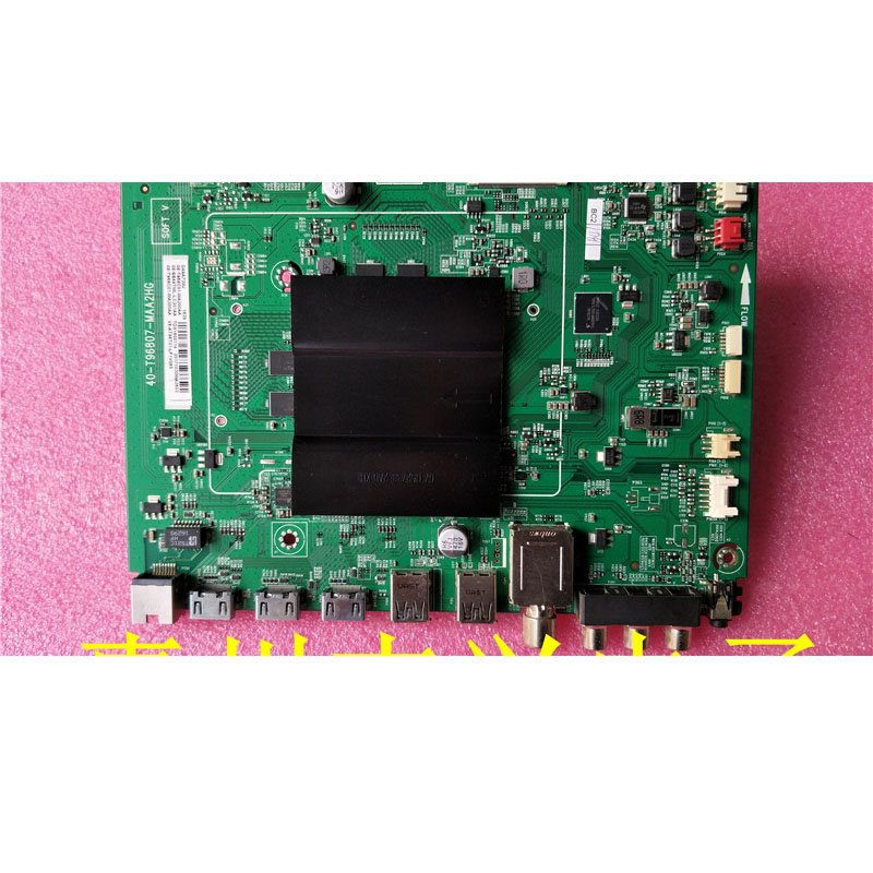 TCL D49a730u Mainboard 40-t96807-maa2hg with Screen Lvu490nd1l - Cakeymall