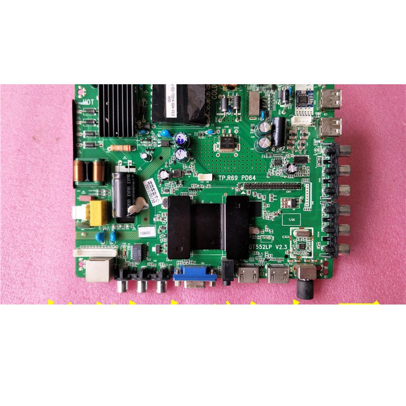 49-Inch Motherboard Qt552lp V2.3 Tp. R69 Pd64 with LG Screen 49-Inch - Cakeymall