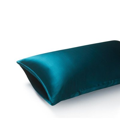 22 Momme Terse Double-Sided Silk Pillowcase-Multi-color optional、Real Silk Life