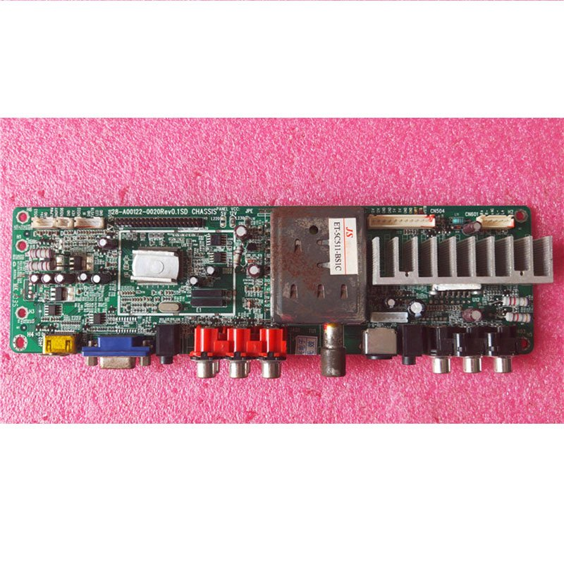 Lehua LCD37P08 Motherboard 28-A00122-0020 REV0.1 SD Screen LC37OWXE - Cakeymall