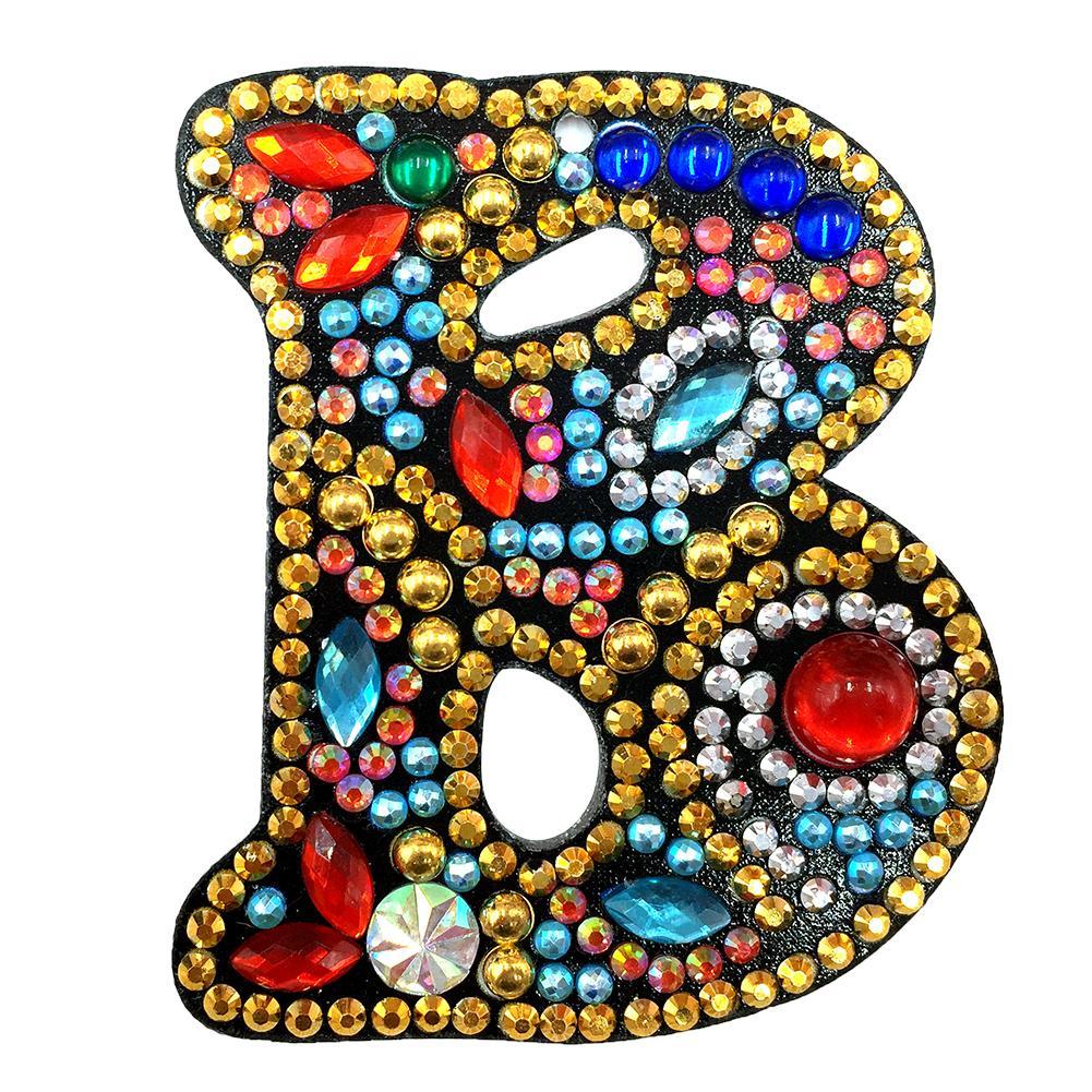3pcs Butterfly Pins-DIY Creative Diamond Sticker