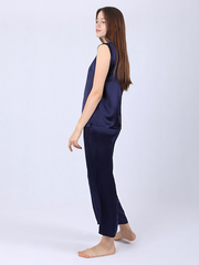 22 Momme Silk Tank Pajamas Set、Real Silk Life