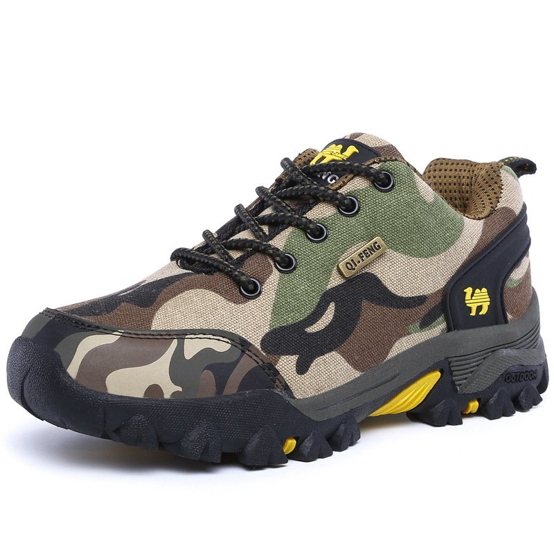 Autumn and winter outdoor hiking shoes / [viawink] /
