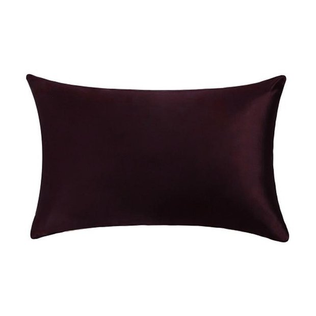 25 Momme Both Sides In Mulberry Silk Pillowcase | Sheets Matching Colors | Hidden Zipper Closure、Real Silk Life