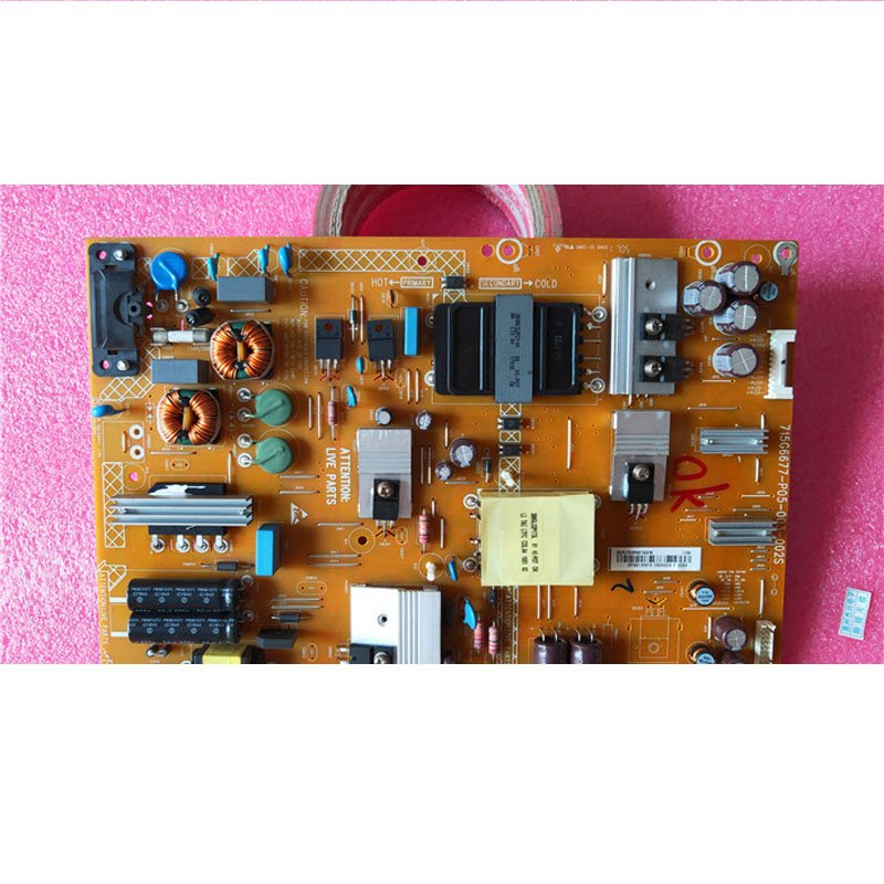 Philips 50PUF6061/T3 Power Boards 715G6677-P05-003-002S P02-001 - Cakeymall