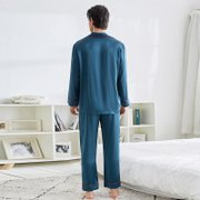 22 Momme High Quality Silk Pajams For Men | Three Colors Selected、Real Silk Life