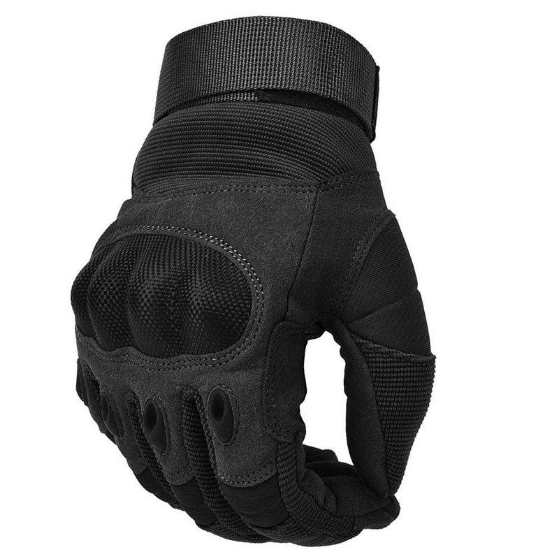 Non-Slip Riding Sports Army Fan Combat Gloves Full Finger Gloves / [viawink] /