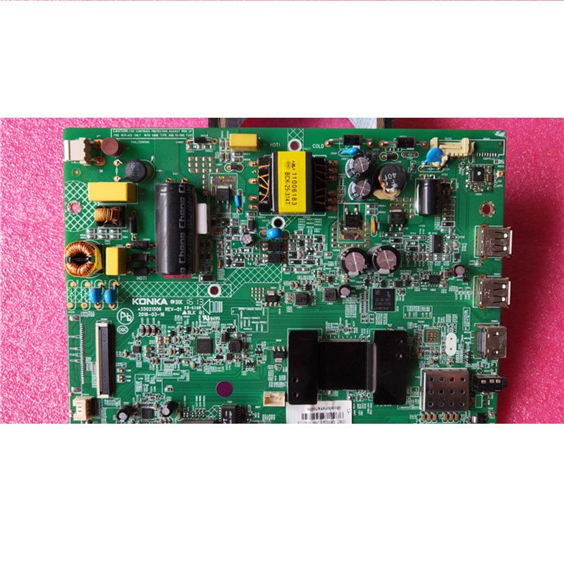 Konka Led32m3000a Mainboard 35021506 with Screen 72001034yt BOE Screen - Cakeymall