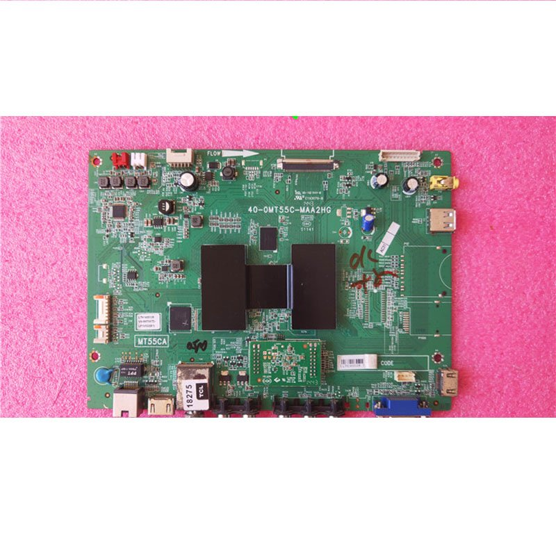 TCL B40a380 L40f2800a Main Board 40-0mt55c-maa2hg with Screen Lvf400cm0t - Cakeymall