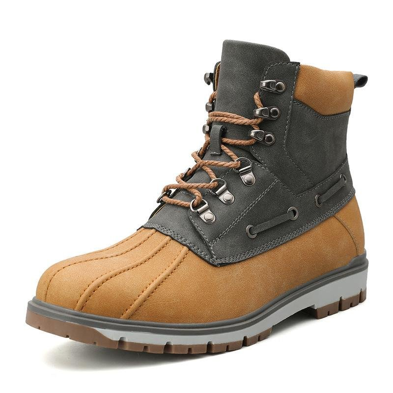 Atonlove™-Men's Outdoor Leisure Thickened Warm High Top Shoesmysite