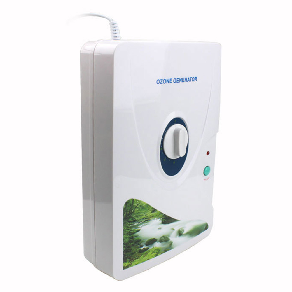 600mg/h Ozone Generator Ozonator Ionizer Deodorant Disinfection Purifier