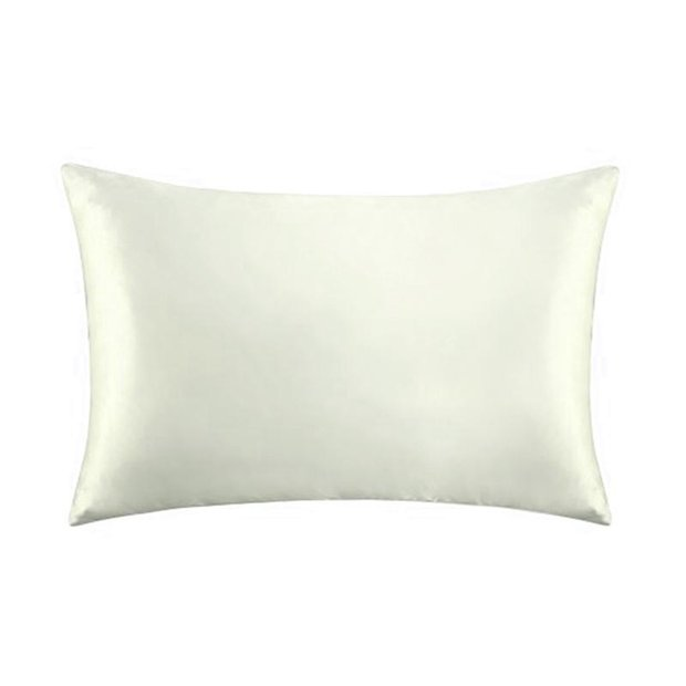 22 Momme Both Sides In Mulberry Silk Pillowcase | Sheets Matching Colors | Hidden Zipper Closure、REAL SILK LIFE