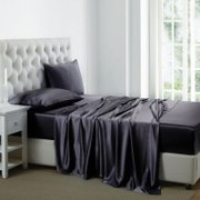 22 Momme Silk Sheets Set | 4pcs、Real Silk Life