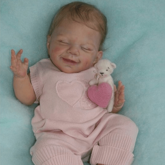 22 Little Bianca Reborn April Baby Doll