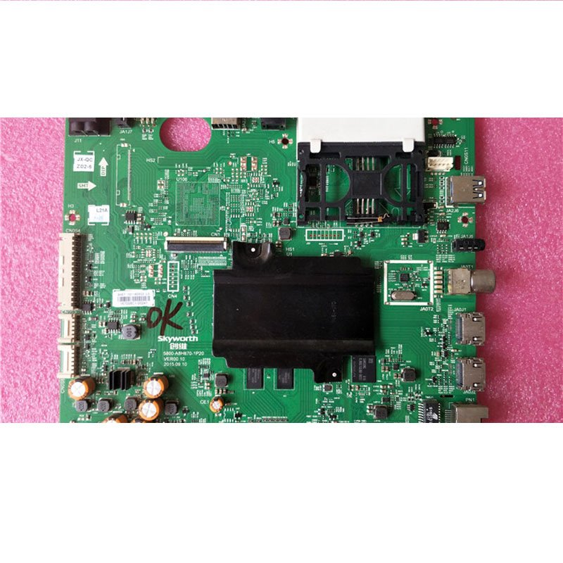 Skyworth 43g7200 Motherboard 5800-a8h870-1p20 with Screen Lc430ege - Cakeymall