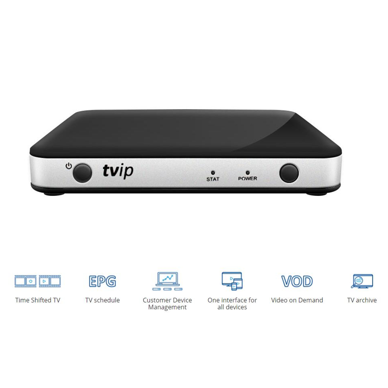 4K Tvip 525 Linux Tv Box  S905W Quad core Wifi Ultra HD Set Top Box (3)