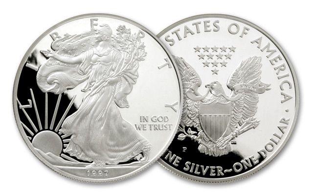 2006 silver american eagle one dollar coin
