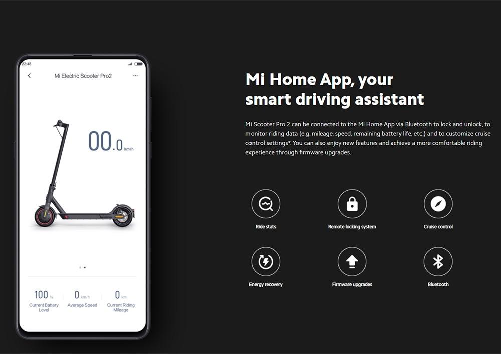 Xiaomi Mi Elektroroller Pro 2 - Globale Version