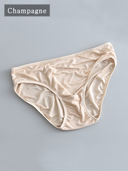 Classic 100% Silk Panty 4 Pack、Real Silk Life