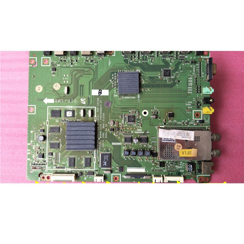 Main Board BN41-01236A BN94-02996A with Screen S58FH-YB02 for Samsung Ps58b850y1f - Cakeymall