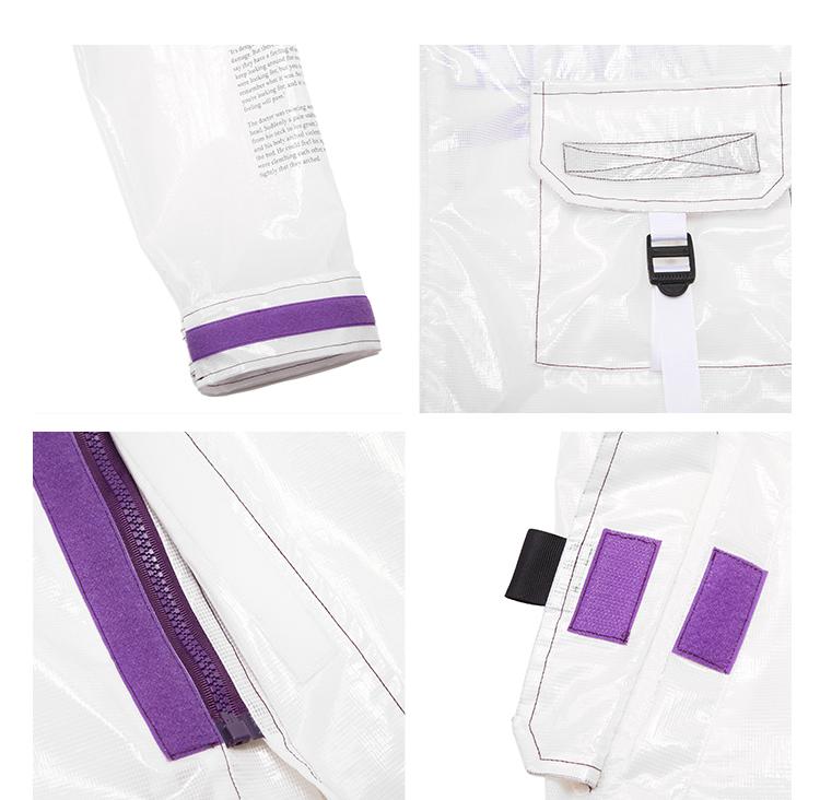 TAKA ORIGINAL FUTURE PVC COAT