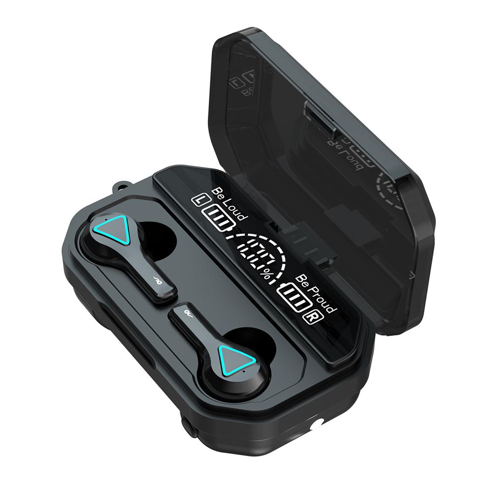 A15 True Wireless Earbuds Waterproof TWS Bluetooth 5.1 Headphones with Mic, 501 Original  - buy with discount