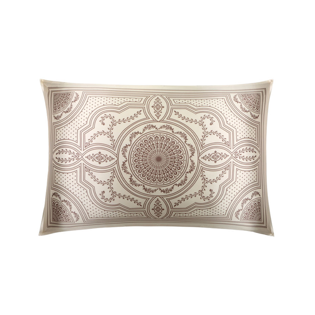 22 Momme Hagia Sophia Single Side  Mulberry Silk Pillowcase、Real Silk Life