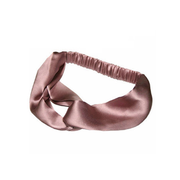 19 Momme Comfortable Silk Headband、REAL SILK LIFE