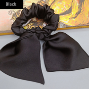 19 Momme New Silk Hair Scrunchy、REAL SILK LIFE