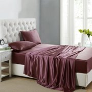 25 Momme Silk Sheets Set | 4pcs、Real Silk Life