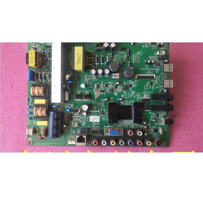 Konka LED42M2800PDE Motherboard 35017805 35017396 Screen 122YT - Cakeymall