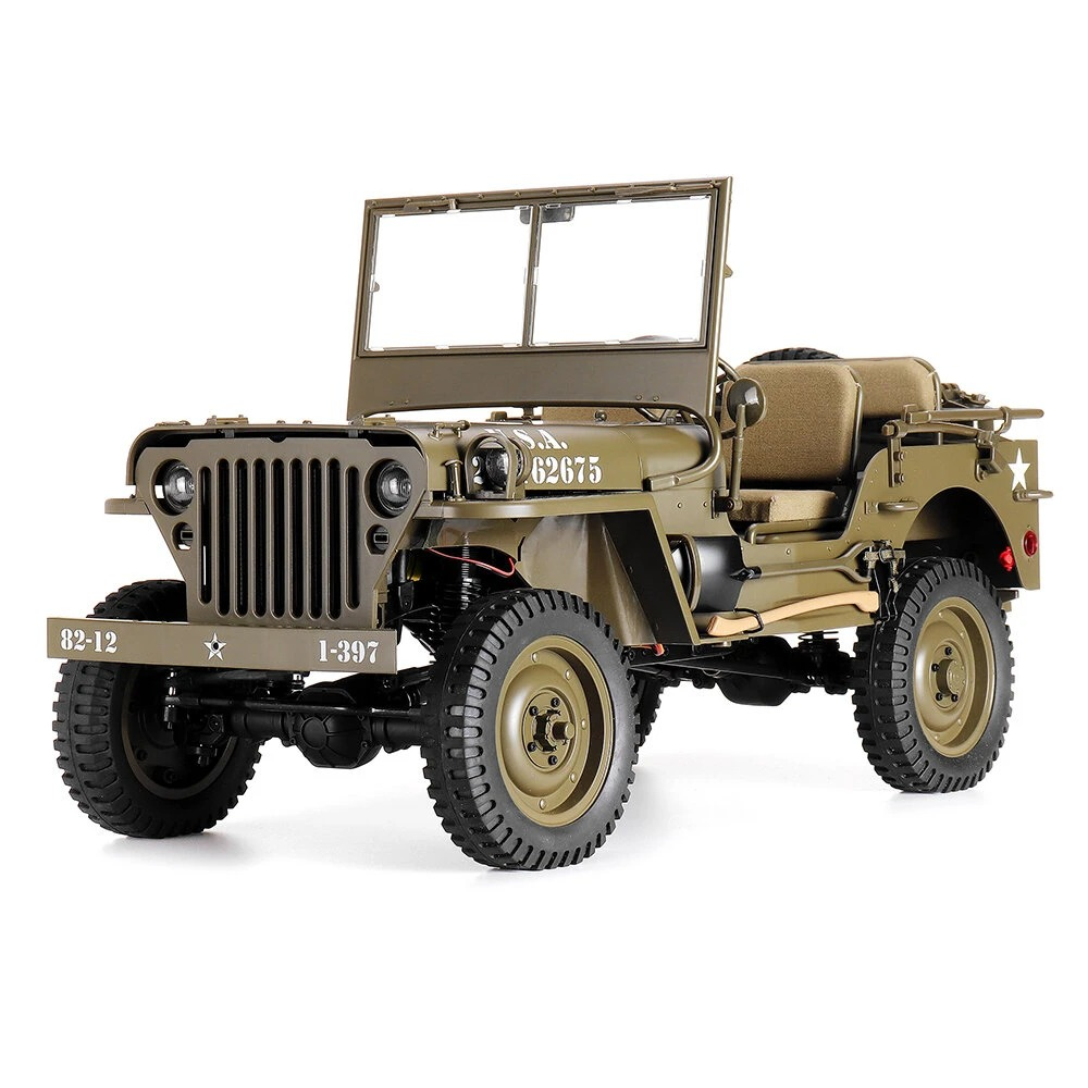 ROCHOBBY 1/6 2.4G 2CH 1941 MB SCALER RC Car