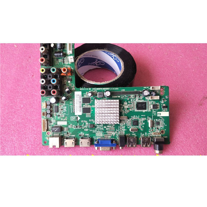 TCL Le48d8800 Motherboard 4704-m608t9-a6233k01 with Screen K480wd5 - Cakeymall