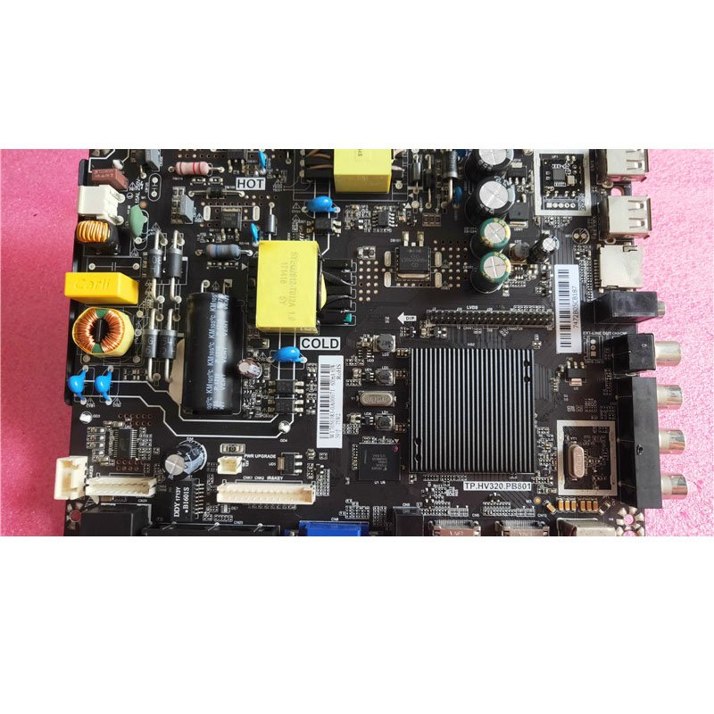 Machine Mainboard with Network Tp. Hv320.pb850 50-Inch TCON Board ST5461B03-2-C-1 - Cakeymall