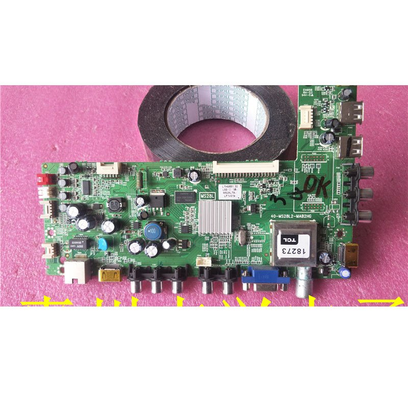 TCL L42F1500-3D Mainboard 40-ms28l2-mab2hg with Screen Lc420eun - Cakeymall