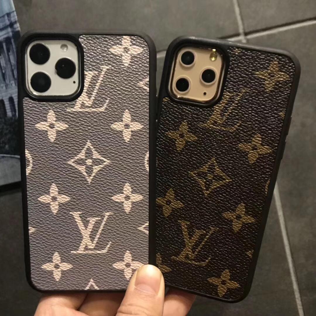 2020 Lv Iphone 11 Case, Authentic Repurposed Louis Vuitton