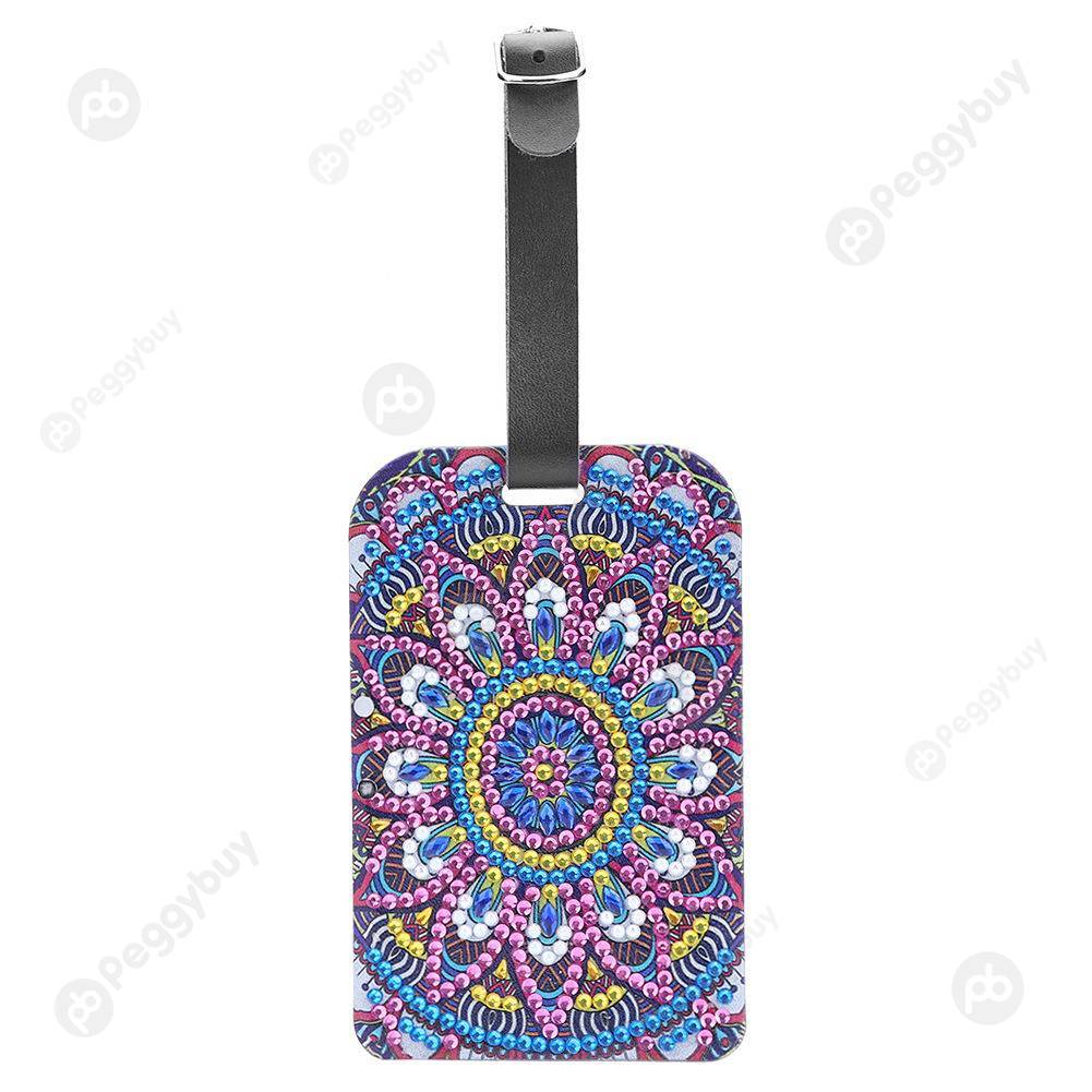 Peggybuy coupon: Mandala-DIY Creative Diamond Travel Storage