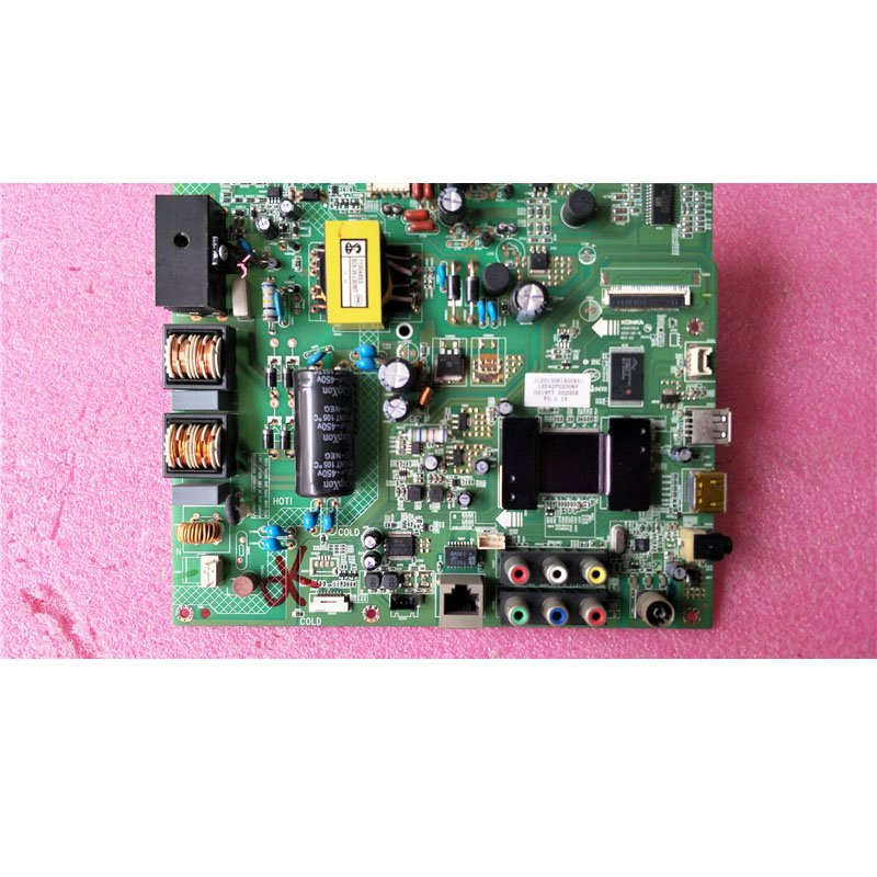 Konka Led42f2200nf Mainboard 35017833 with Screen 72000219yt Chi Mei - Cakeymall