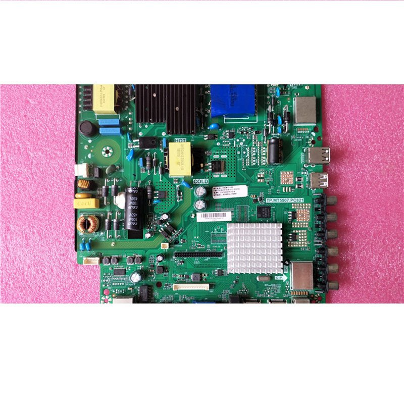 Sanyo 48ce1210m LCD Motherboard Tp. Mt5507.pc821 Screen LSC480HN10-B01 - Cakeymall