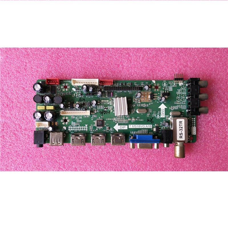 Ideal Led3919 Motherboard T. Ms18vg.a1b with Screen V390HJ1-P01 - Cakeymall