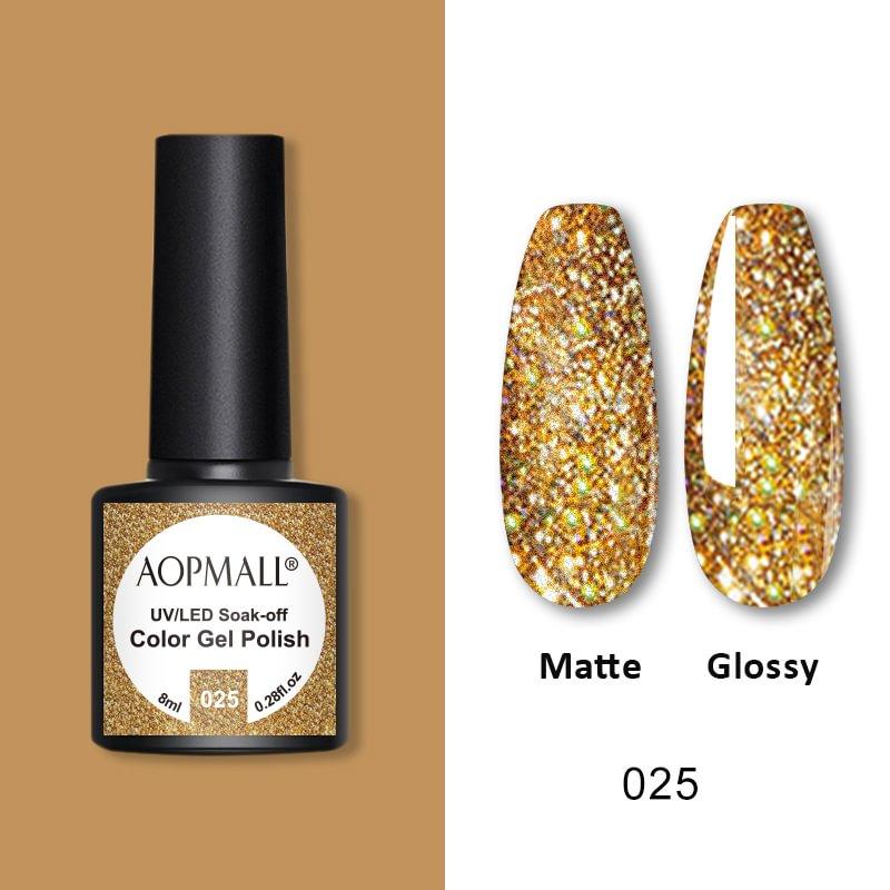 Premium Nail Gel Polish Kit | Gel nails, Uv gel nail