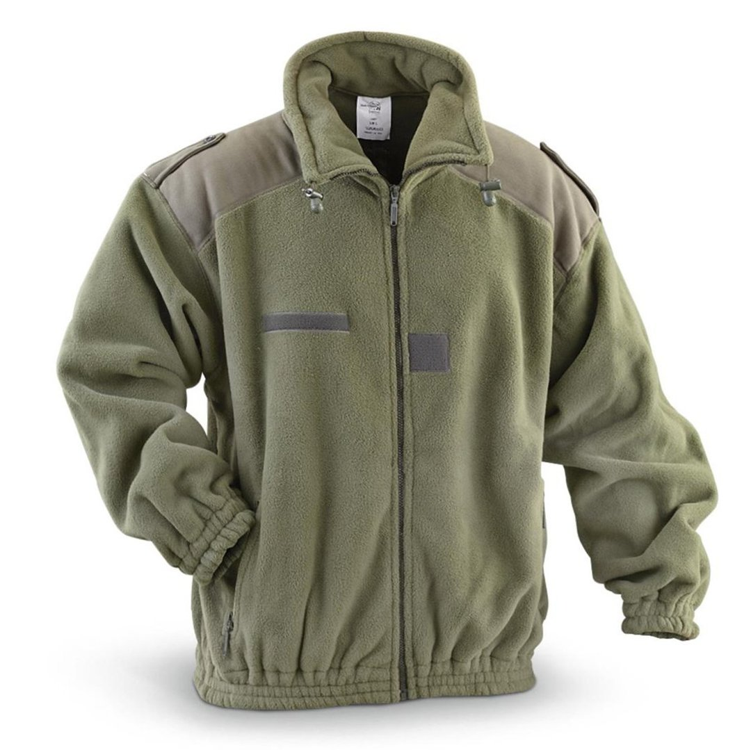 Mens Outdoor Warm Fleece Tactical Jacket / [viawink] /